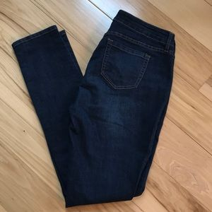 Torrid Denim.  Straight tapered.  Euc
